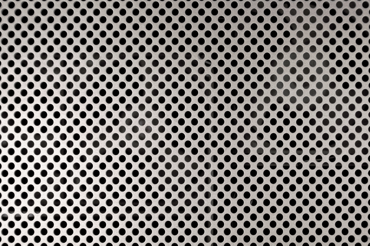 Variety Of Perforated Sheets